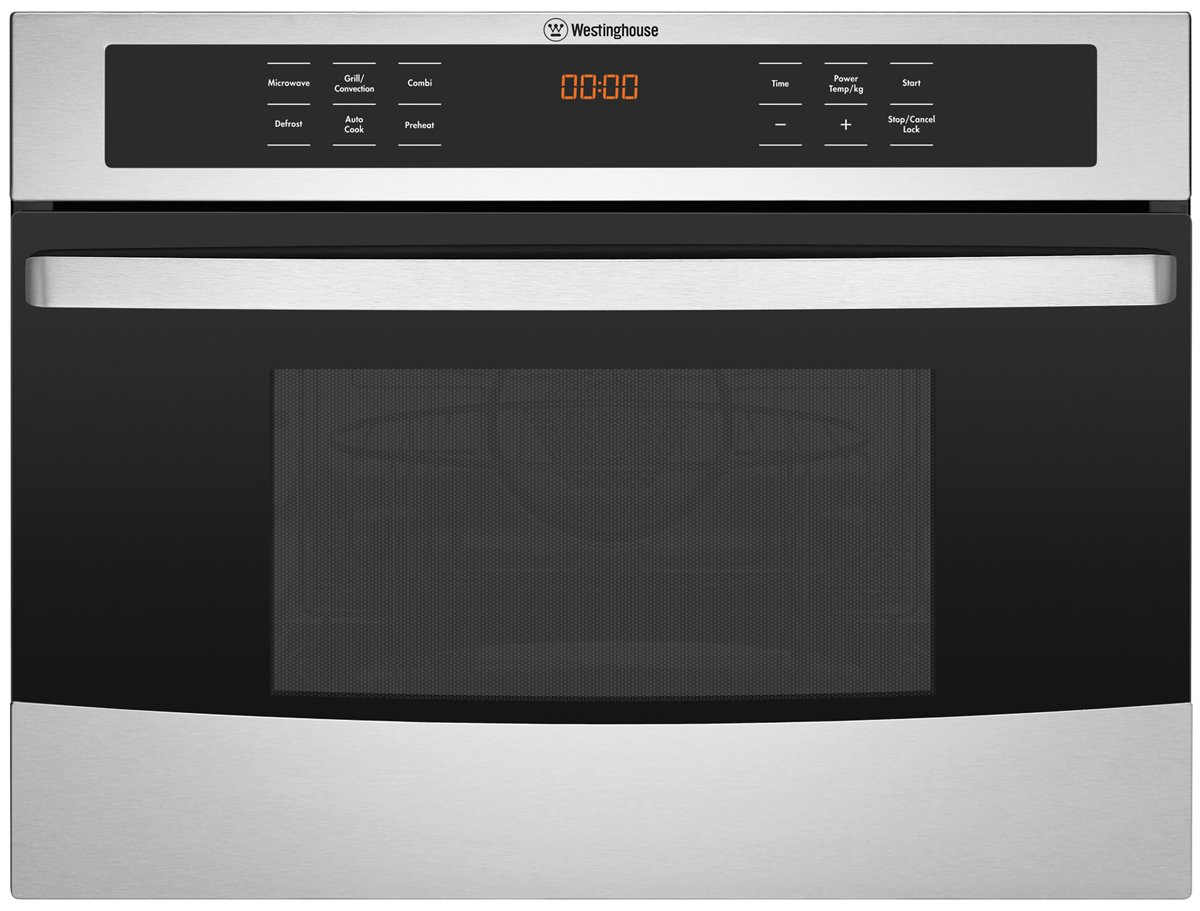 westinghouse wmb4425sa 44l combination microwave and oven 900w
