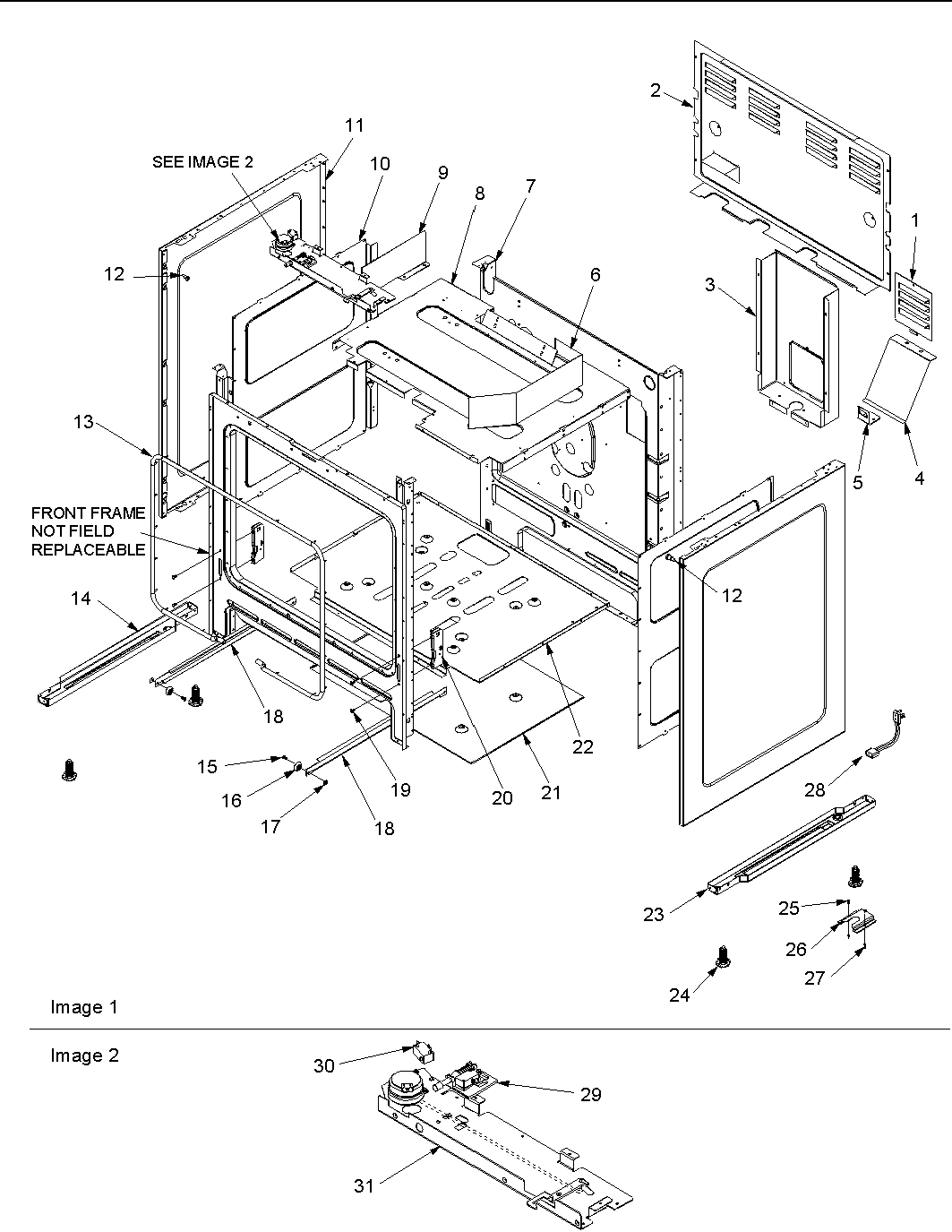 Diagram Stove Wiring Element Errs975d25