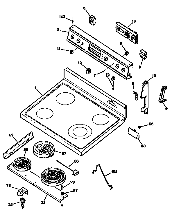 Jx56 Ge Stove Wiring Diagram Wires - Wiring Diagram