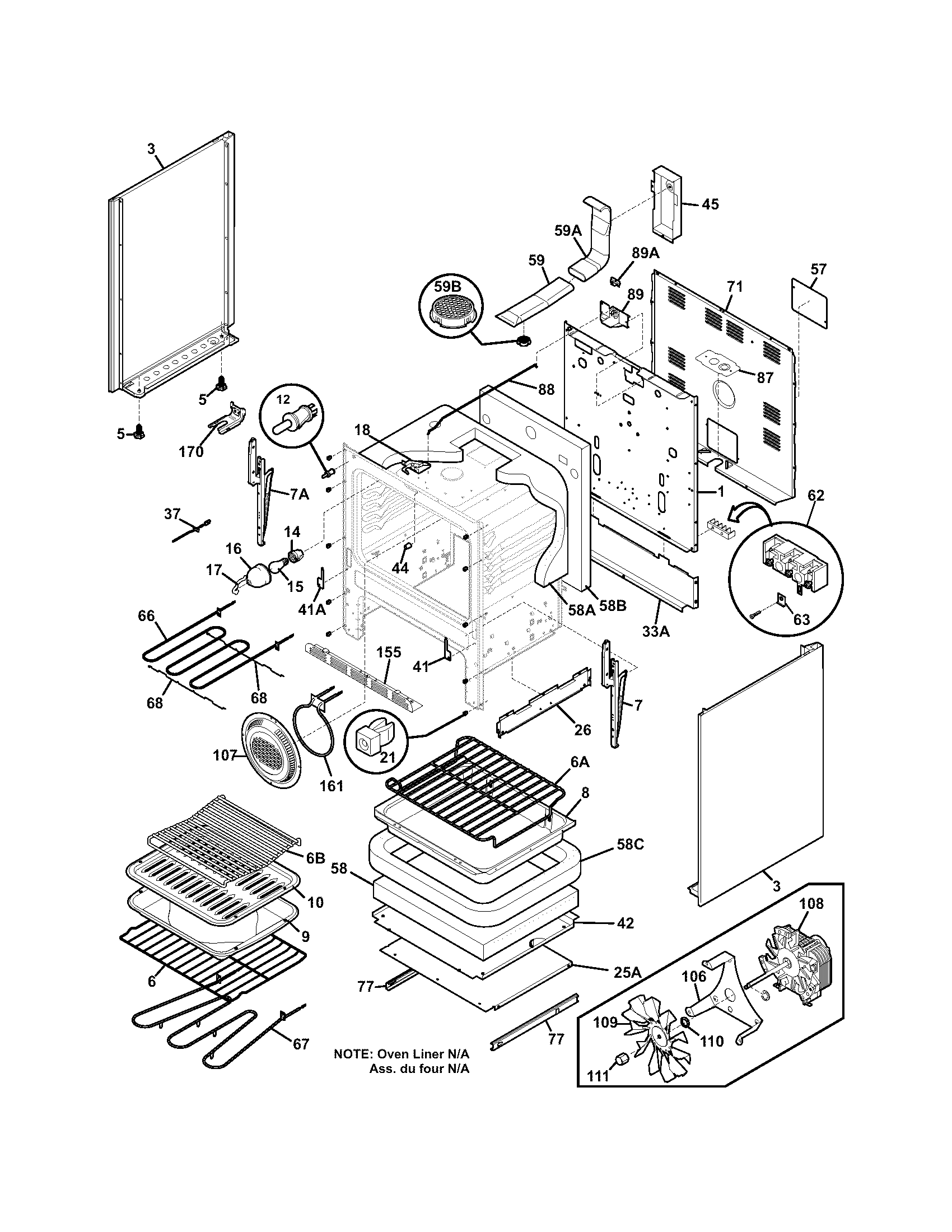 Electrolux Oven Wiring Diagram