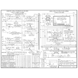 Frigidaire PLES389DCC Electric Range Timer  Stove Clocks