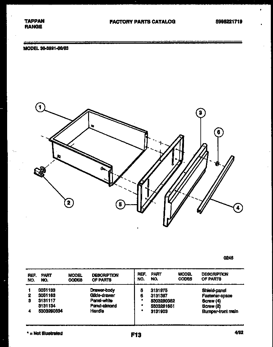 drawer parts?resize=665%2C846 diagrams 645471 paragon defrost timer wiring diagram paragon paragon 8145-20 wiring schematic at bakdesigns.co