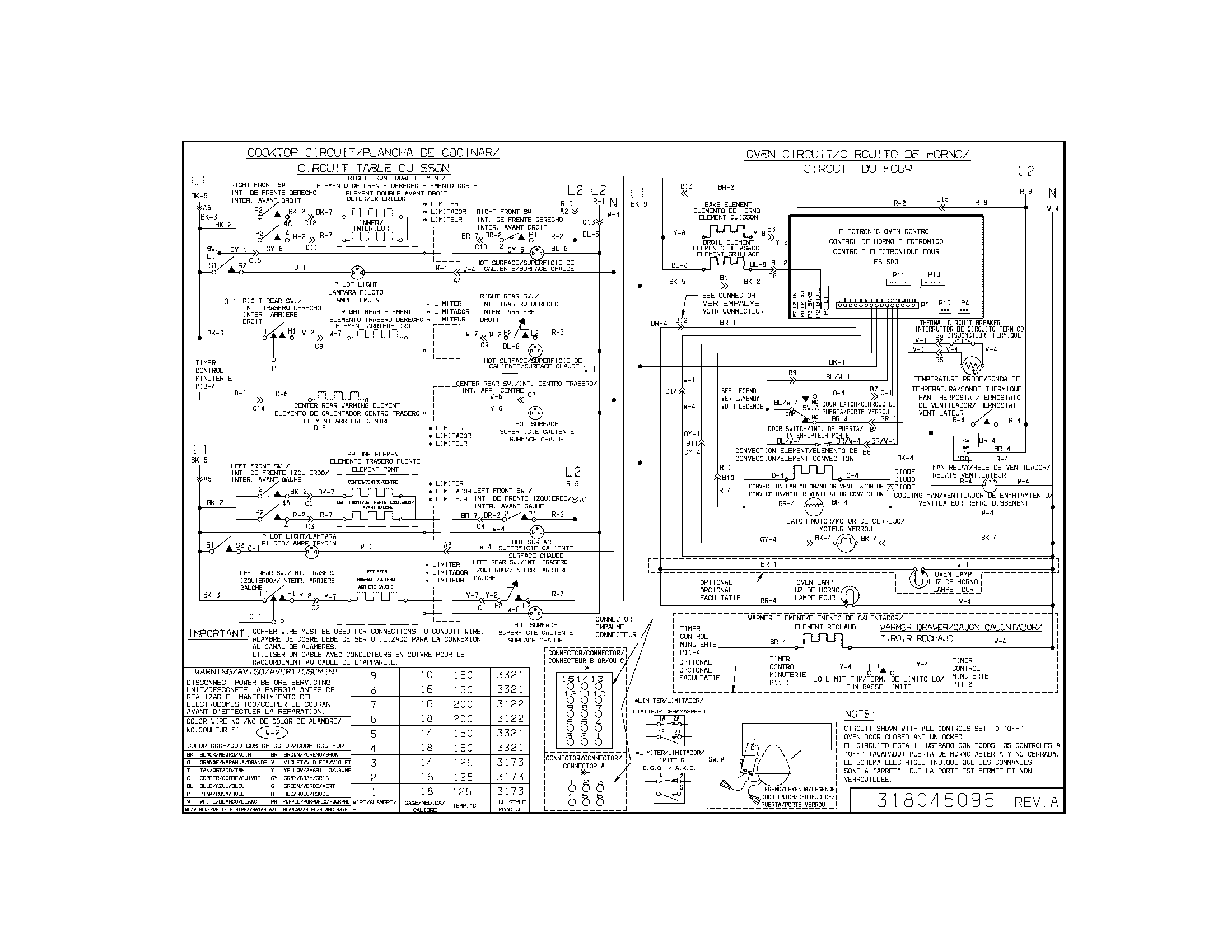 Ge Wall Oven Wiring Diagram Electrical Kelvinator Range Electric Double Trusted Air Conditioner