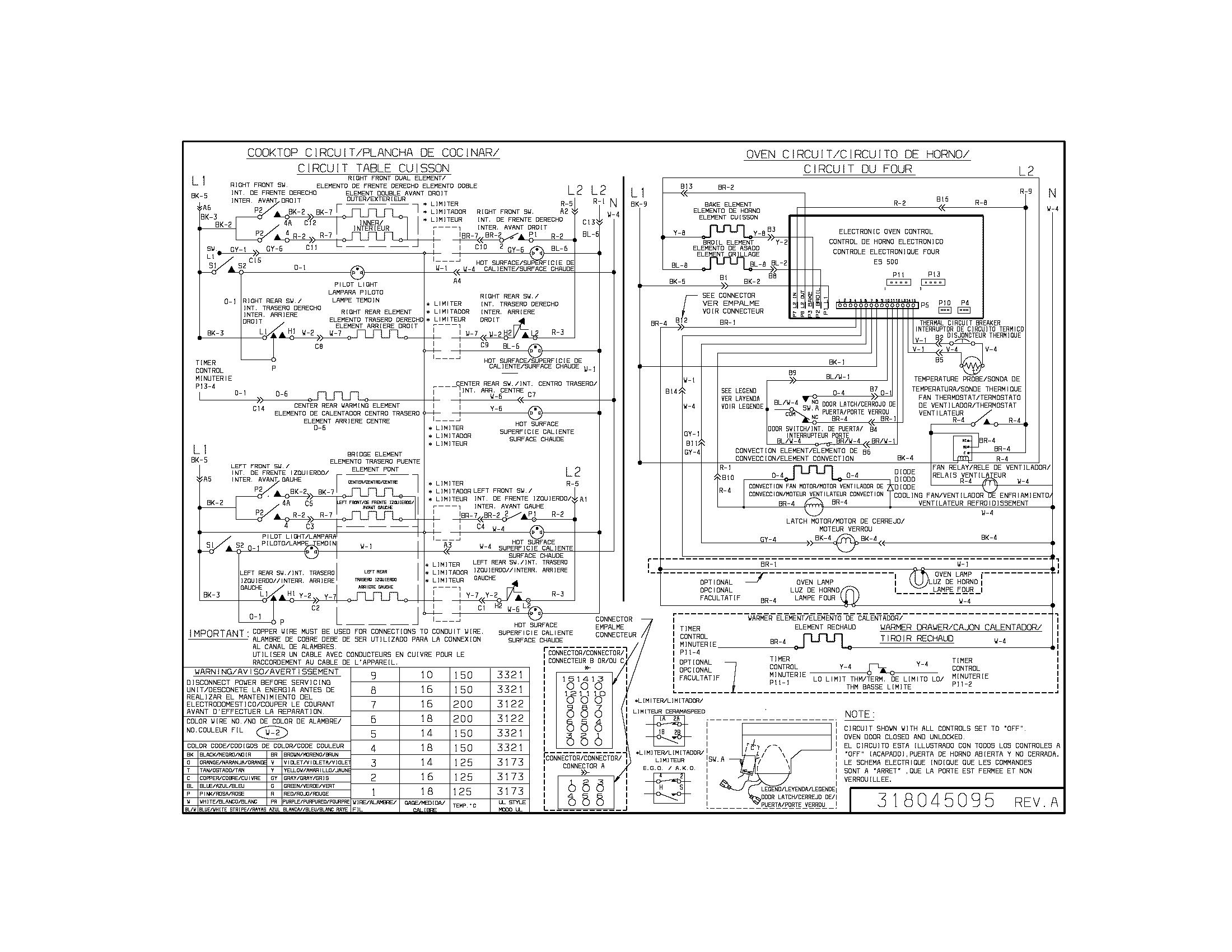 Jenn Air Wiring Schematic | Wiring Liry Kelvinator Wall Oven Wiring Diagram on