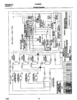 Frigidaire FCS388WECA Dual Fuel Range Timer  Stove Clocks