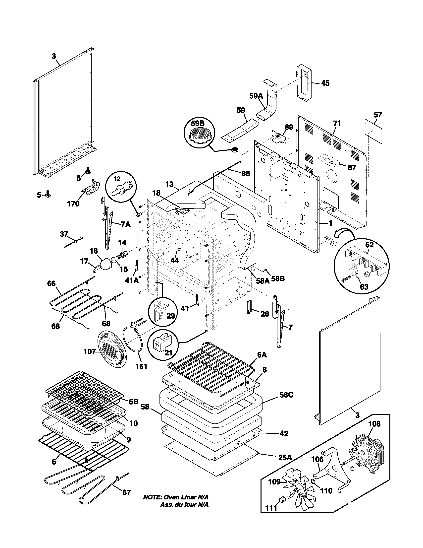 Whirlpool Double Oven Wiring Diagram