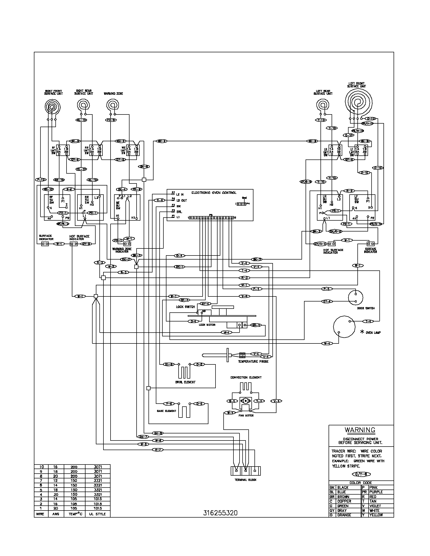 Ge Cooktop Wiring Diagram