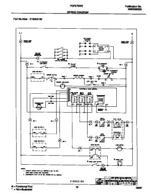 Frigidaire FGF379WECF Gas Range Timer  Stove Clocks and