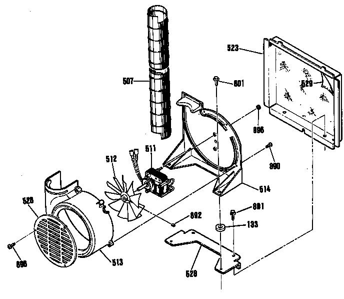 Diagram Ge Wiring Diagram For Refrigerators Diagram Schematic