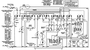 Dishwasher motors  looking for wiring diagram