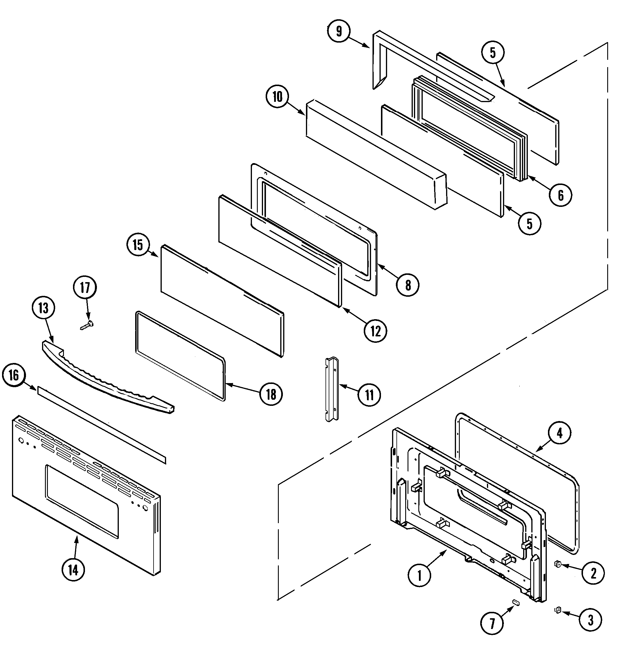Maytag Surface Burner Wiring Diagram