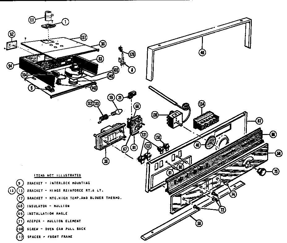 Bosch Oven Replacement Parts