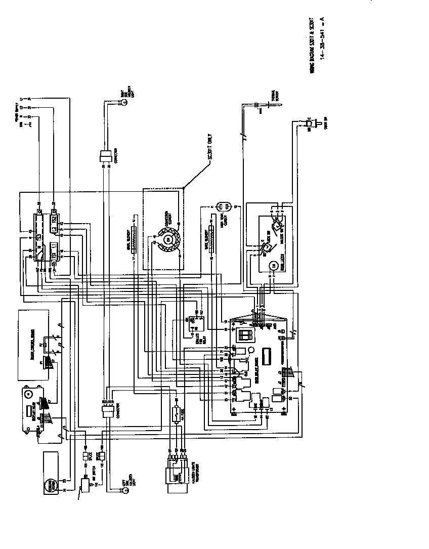 Attractive Delco Model 16221029 Wiring Schematic Festooning - Wiring ...