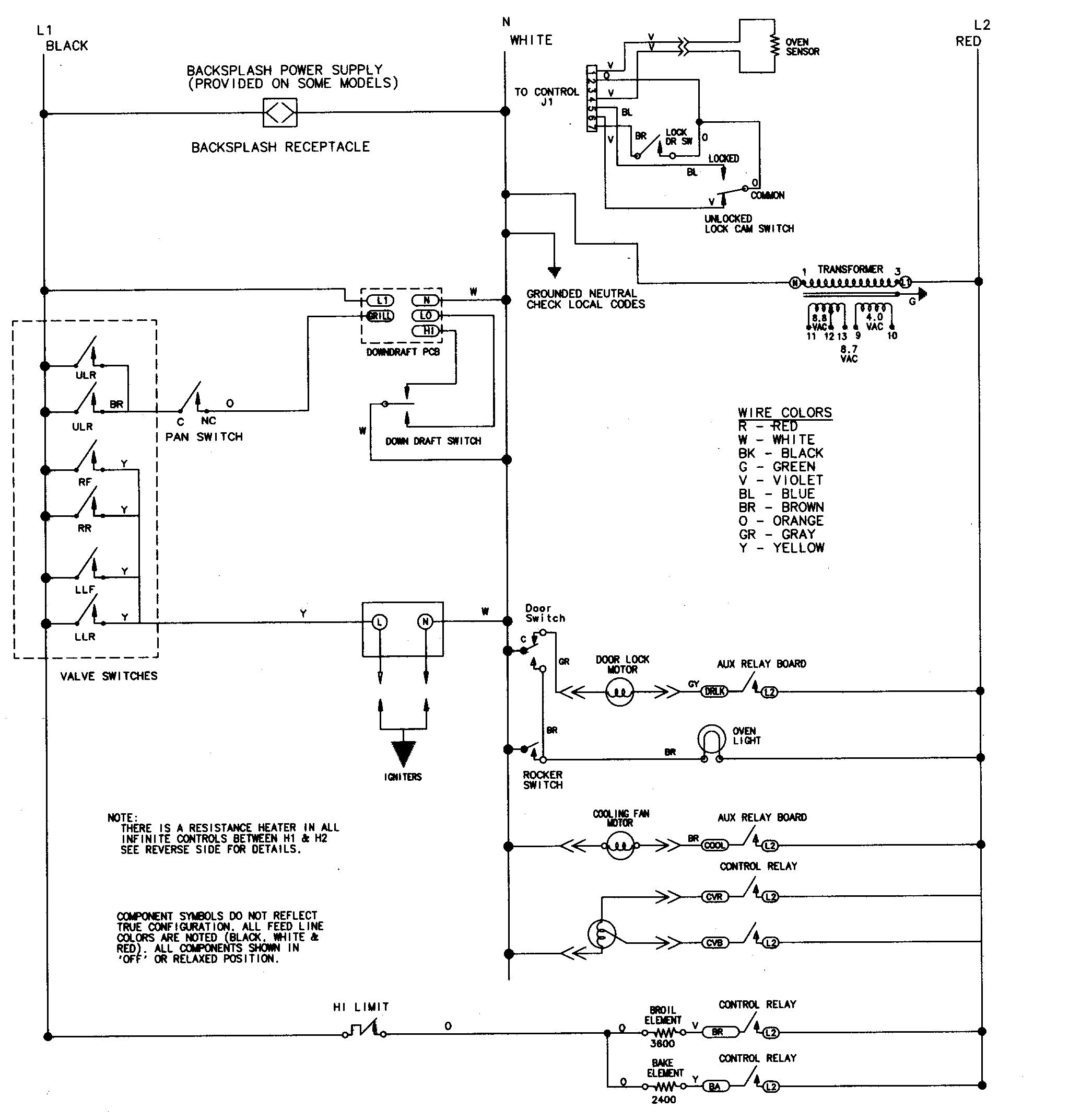 wiring information parts?resize=665%2C696&ssl=1 jenn air cooktop c221 wiring diagram jenn air cooktop c226, jenn jenn air c301 wiring diagram at gsmx.co