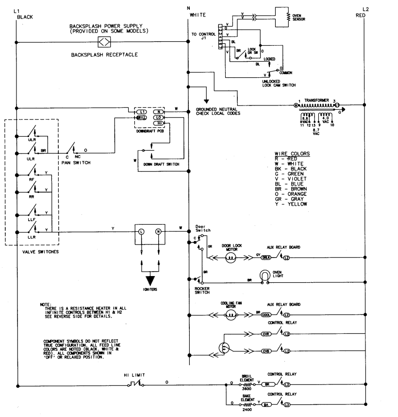 Jenn Air Wiring Diagrams - Wiring Diagrams Haier Dishwasher Wiring Schematic on