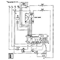 JennAir W27200B Electric Wall Oven Timer  Stove Clocks