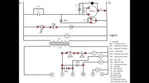 Heat Pump First Stage Heat Wiring Diagram | Appliance Video