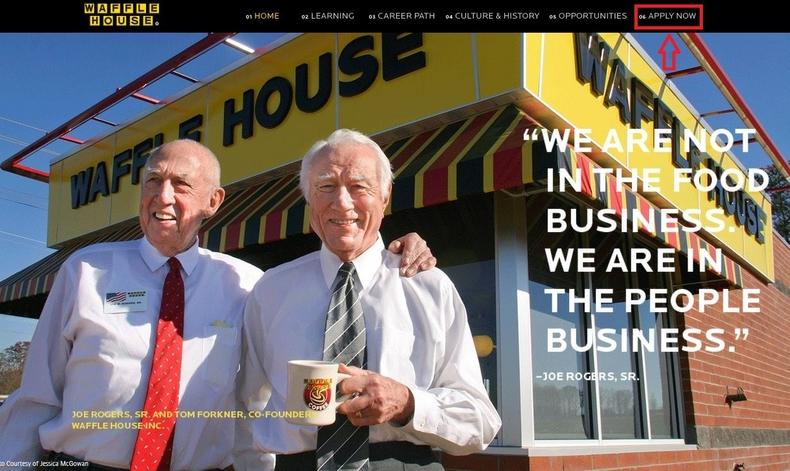 Waffle House Careers