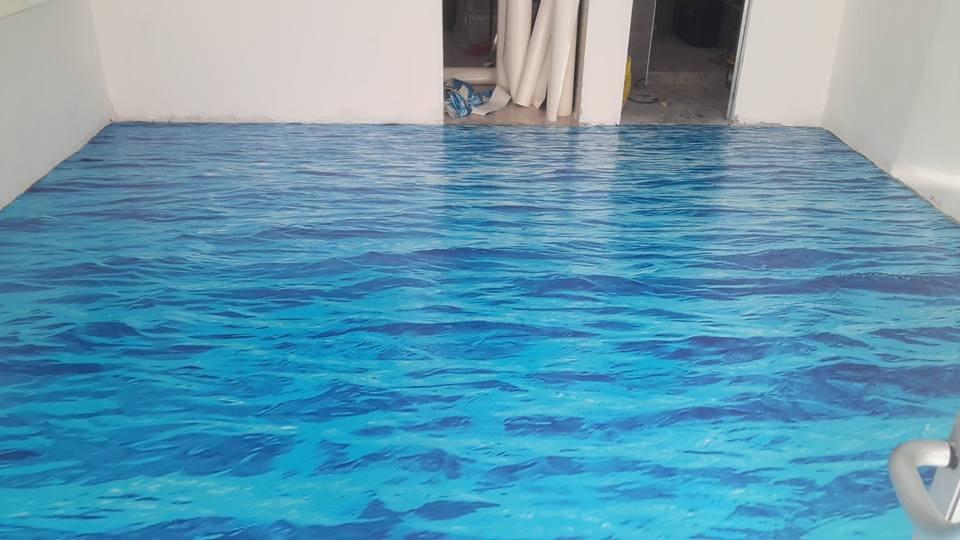 Pellicole per pavimenti applicazione pellicole adesive - Pellicole adesive per vetri esterni ...