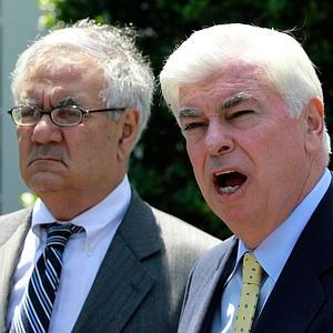 Barney Frank and Christopher Dodd