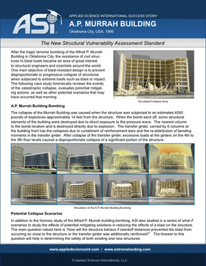 Vulnerability Assessment: Murrah Federal Building (small)