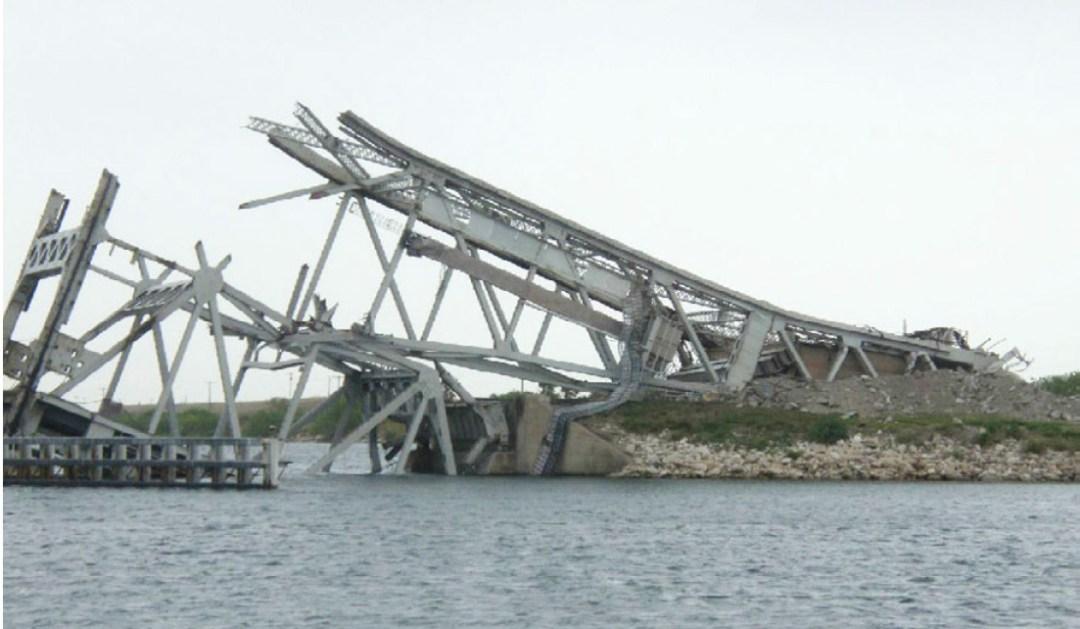 Engineered Demolition - Tule Lake Lift Bridge Implosion - Applied Science International