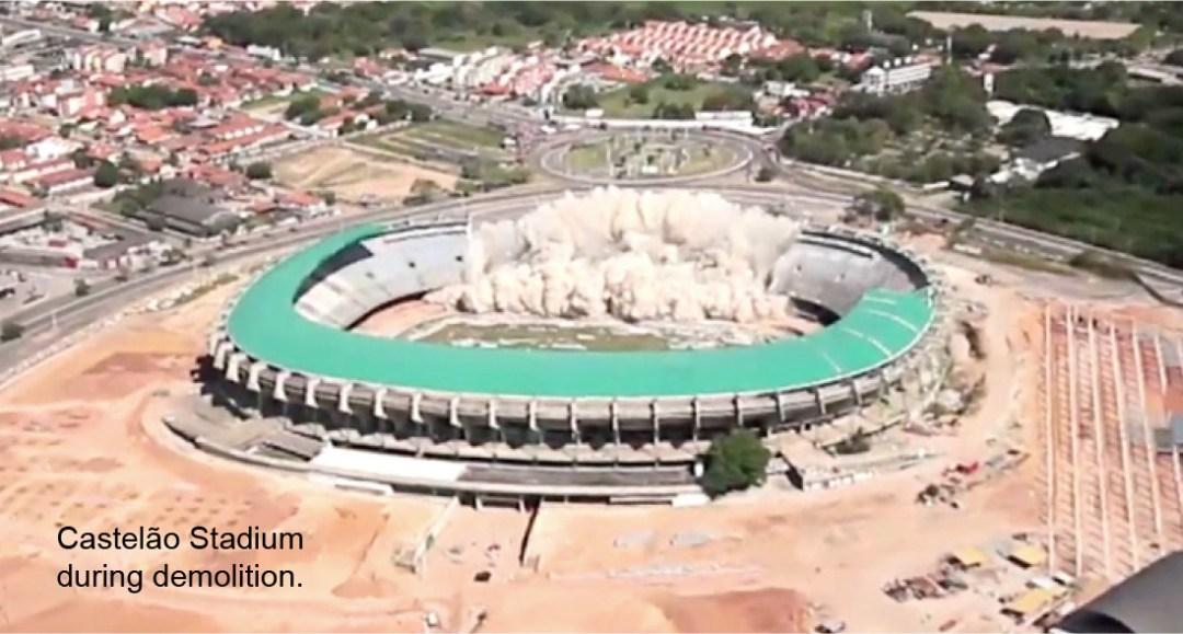 Structural Analysis - Castelao-Stadium - Applied Science International