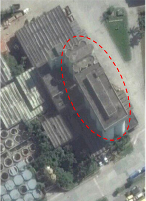 Demolition Analysis - Ambev Silo Demolition: Relative locations of the silo structures - Applied Science International