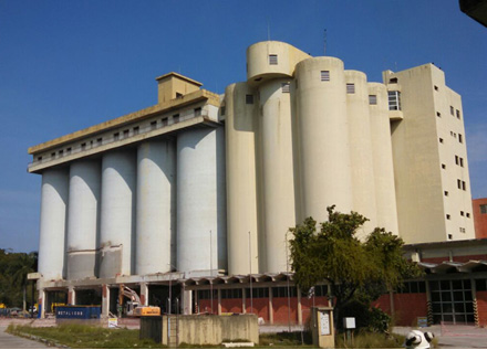 Non-Linear Dynamic Analysis - Ambev Silo Demolition: Silo Structures - Applied Science International