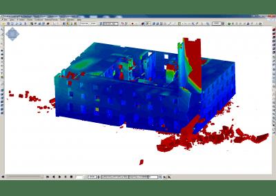 Forensic Seismic Analysis - Margarita Palace Collapse - Applied Science International