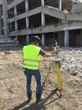 Ground Based Laser Scanner