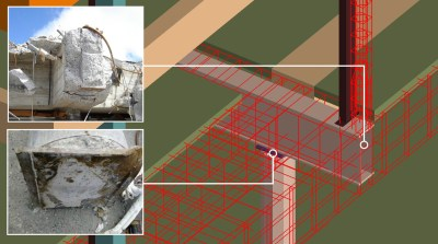 Forensic Structural Analysis - Pyne Gould Building Reinforcement Details