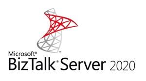 BizTalk Server 2020 Logo, Microsoft Logo