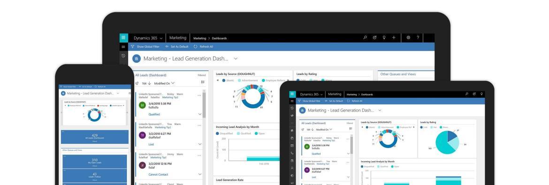 Microsoft Dynamics 365 Marketing Module