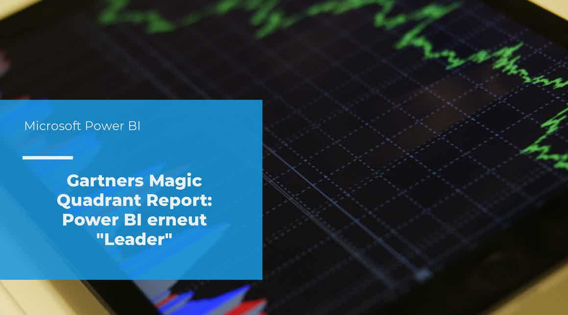 "Gartner ""Analytics and BI platforms"" Magic Quadrant 2021 – Power BI weiterhin Leader"