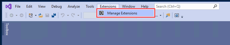 02 Visual Studio 2019 und Fetch XML