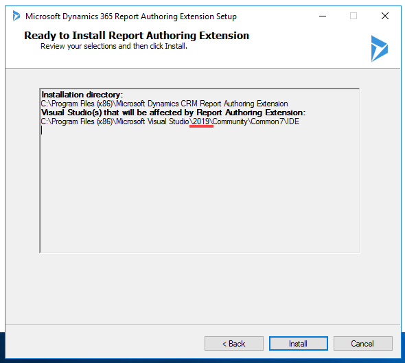 09 Visual Studio 2019 und Fetch XML