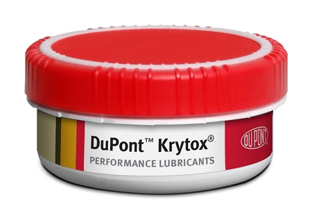 Krytox GPL 206 Grease, 1.1 lb-0.5 kg