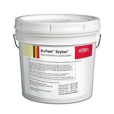 Krytox GPL 206 Grease 11 lb-5 kg PFPE-PTFE