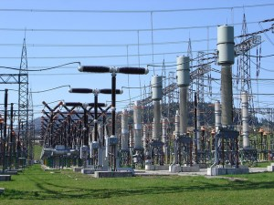 Power generation-Electric distribution lines