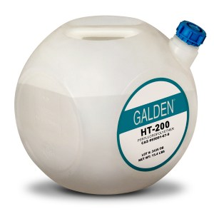 Galden HT-200 PFPE Heat Transfer Fluid