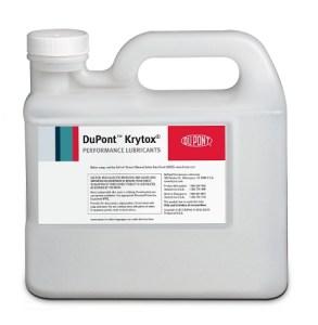 Dupont krytoxoil gpl 101 oil-11lb-5kg-handle jug