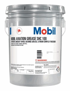 Mobil Aviation Grease SHC 100 35lb