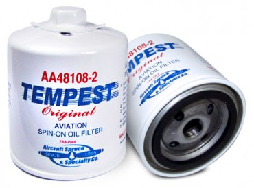 Tempest Oil Filters