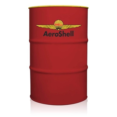 AeroShell W 100 OIL-55 Gallon Drum