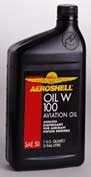 AeroShell W 100 OIL-1 and 5 Qt