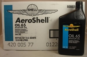 Aeroshell 65 Oil-1 Quart