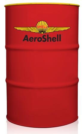 AeroShell Oil W 100 Plus 55 Gallon Drum