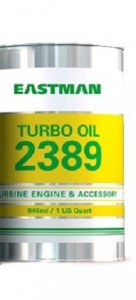 Eastman Turbo Oil 2389 Turbine Oil