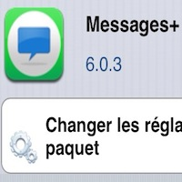Messages+ Cydia